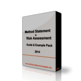 Method Statement and Risk Assessment Pack