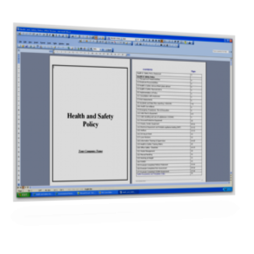 Health and Safety Policy – Health and Safety Method Statement Template