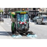 Method Statement & Risk Assessment for Mechanical Sweepers
